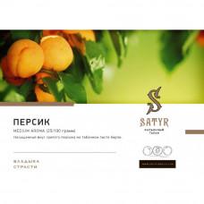 ТАБАК SATYR - PEACH (ПЕРСИК)