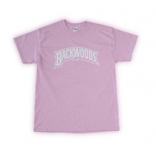Футболка розовая BACKWOODS.RU L