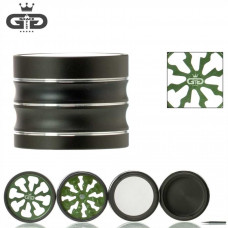 Гриндер Grace Glass Window Green