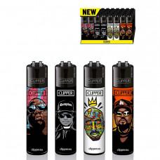 Зажигалка Clipper™ Hip Hop