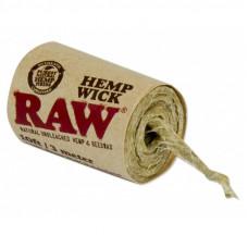Фитиль RAW Hemp Wick 600 см