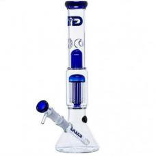 Бонг Grace Glass Blue Beaker