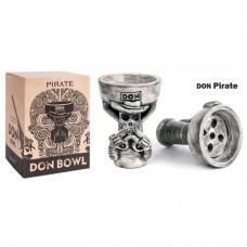 Чаша для кальяна Don Pirate