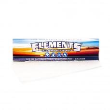 Бумажки Elements King-Size Slim