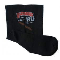 Носки  BACKWOODS.RU чёрные