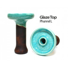 Чаша для кальяна ОБЛАКО Glaze Top Phanel L