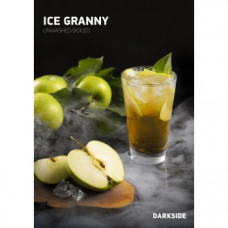 Табак для кальяна Dark Side Ice Granny Rare