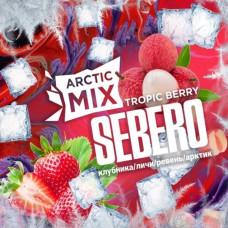 Табак для кальяна Sebero Arctic Mix Tropic Berry (уп. 30г)