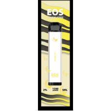 EOS Cube One BANANA ICE (2% 5ml 1500 затяжек)