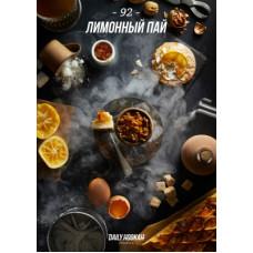 ТАБАК DAILY HOOKAH FORMULA 92 - ЛИМОННЫЙ ПАЙ