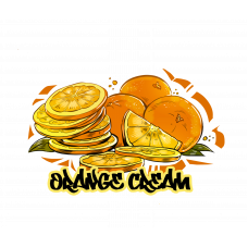Табак B3 - Be Free - Orange cream