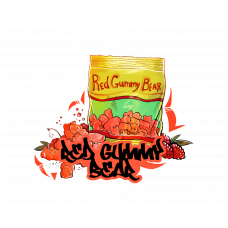 Табак B3 - Be Free - Red gummy bear