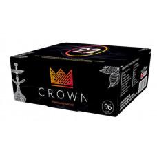 Уголь кокосовый Crown 22х22 мм (уп. 1 кг)