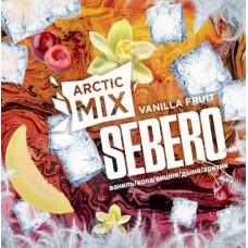 Табак для кальяна Sebero Arctic Mix Vanilla fruit (уп. 30г)